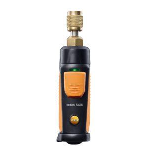 Testo 549i aukšto slėgio matavimo prietaisas su mobilia aplikacija