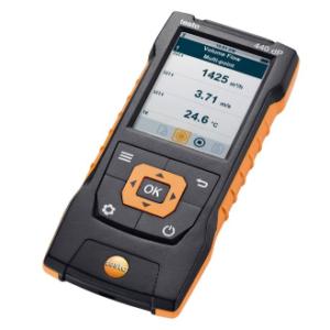 Testo 440 DP daugiafunkcinis matavimo prietaisas