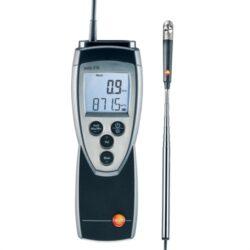Testo 416 anemometras
