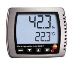 Testo 608-H2 drėgmės ir temperatūros matuoklis