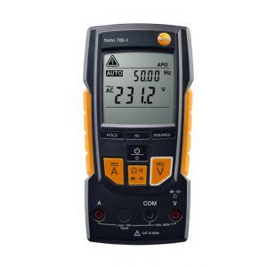 Testo 760-1 skaitmeninis multimetras