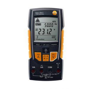 Testo 760-2 skaitmeninis multimetras