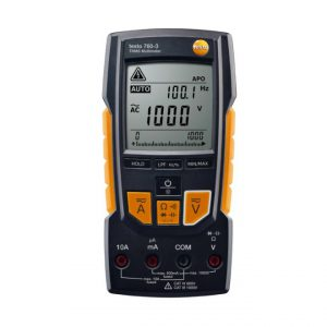 Testo 760-3 skaitmeninis multimetras