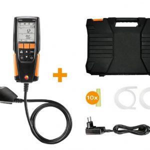 Testo 310 išmetamųjų ir degimo dujų analizatorius