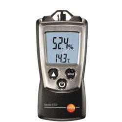 Testo 610 drėgmės ir temperatūros matuoklis