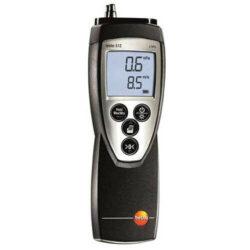 Testo 512 - Diferencinio slėgio matuoklis 0 iki 2000 hPa