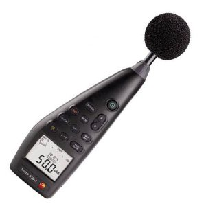 Testo 816-1 garso lygio matuoklis