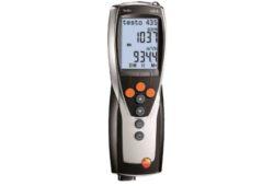 Testo 435-2 Daugiafunkcinis aplinkos matavimo prietaisas