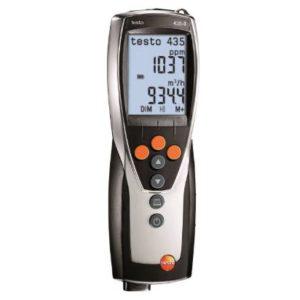 Testo 435-3 Daugiafunkcinis aplinkos matavimo prietaisas