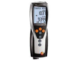 Testo 435-4 Daugiafunkcinis aplinkos matavimo prietaisas