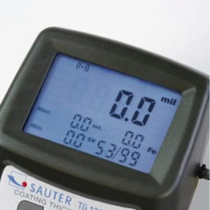 Sauter TG 1250-0.1 FN dangos storio matuoklis