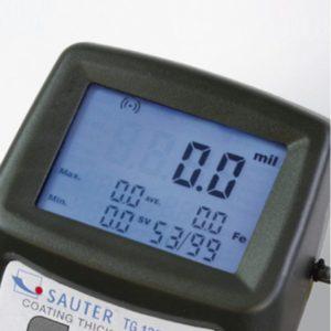Sauter TF 1250-0.1 FN dangos storio matuoklis