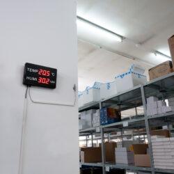 Oro drėgmės matavimo prietaisas PCE G 2
