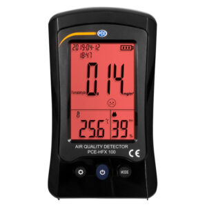 Oro drėgmės matavimo prietaisas PCE HFX 100