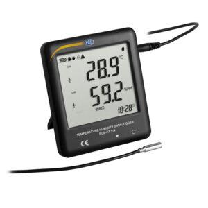 Oro drėgmės matavimo prietaisas PCE HT 114
