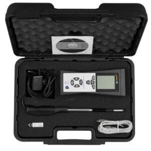 Oro greičio matavimo prietaisas PCE 423