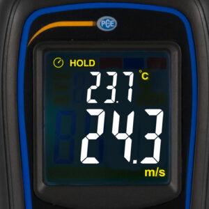 Oro greičio matavimo prietaisas PCE MAM 2