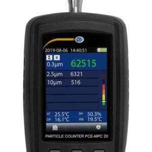 Oro kokybės matuoklis PCE MPC 20