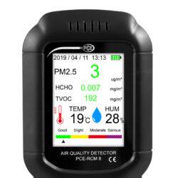 Oro kokybės matuoklis PCE RCM 8