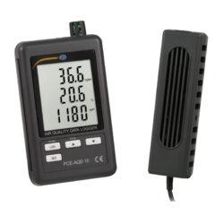 CO2 matavimo prietaisas PCE AQD 10