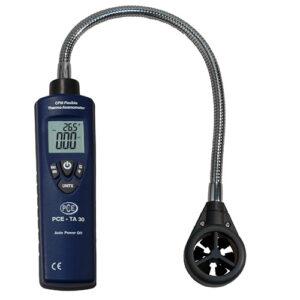 Oro greičio matavimo prietaisas PCE TA 30