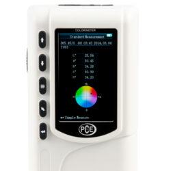 Spalvų matavimo prietaisas PCE CSM 1