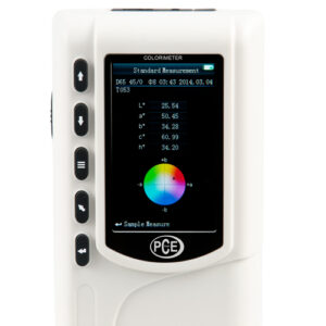 Spalvų matavimo prietaisas PCE CSM 4