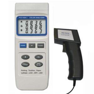 Spalvų matavimo prietaisas PCE RGB2