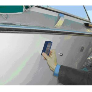 MC-502 drėgmės indikatorius laivams ir kemperiams
