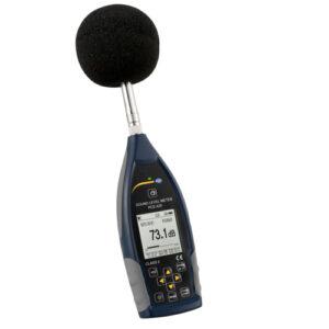 Garso lygio matavimo prietaisas PCE 428