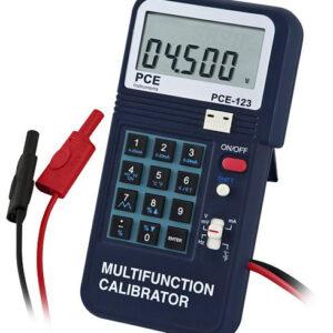Skaitmeninis multimetras PCE 123