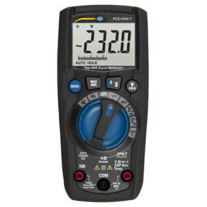 Skaitmeninis multimetras PCE HDM 7