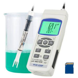 Kosmetikos pH matuoklis PCE 228P
