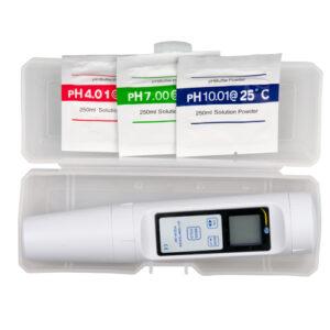 pH matavimo prietaisas PCE PH 26F