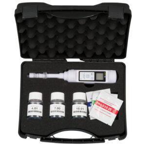 pH matavimo prietaisas PCE PH 28L