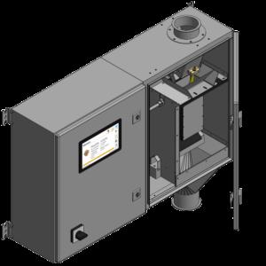 Automatinė grūdų drėgmės matavimo sistema Schaller FSO