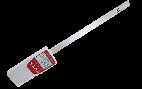 Popieriaus drėgmės matuoklis Schaller RH5.1