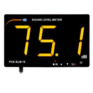 Aplinkos garso matuoklis PCE SLM 10