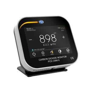 CO2 matavimo prietaisas PCE CMM 8