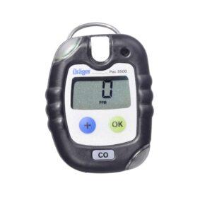 Dujų analizatorius DRAGER Pac 5500 CO