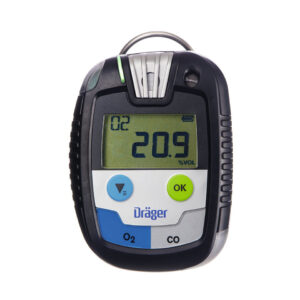Dujų analizatorius DRAGER Pac 8500 O2 CO