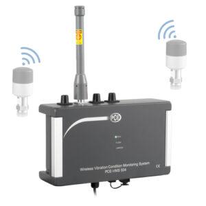 Vibracijos matuoklis PCE VMS 504