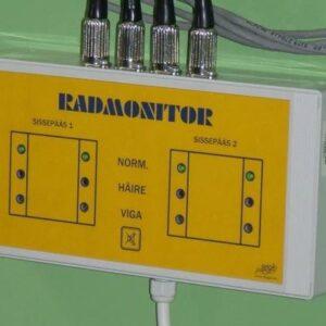 Radiacijos matavimo sistema Englo RADMONITOR