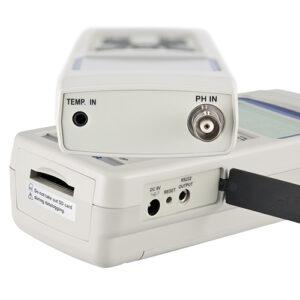 pH matavimo prietaisas PCE 228WINE