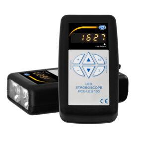 LED tachometras PCE LES 100