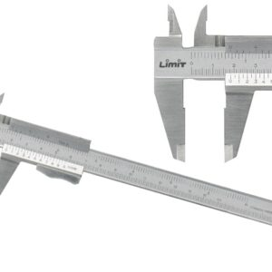 Analoginis slankmatis LIMIT 150 mm