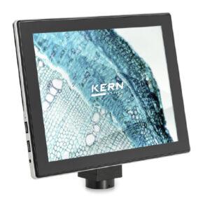 Planšetinė kamera KERN ODC 241 - planšetinis kompiuteris su integruota kamera, skirtas optimaliam stebėjimui ir skaitmeniniam mėginio dokumentavimui.