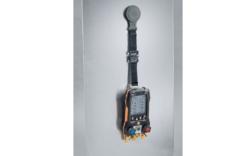 Testo 550s Smart Kit skaitmeninis kolektorius su belaidžiais temperatūros zondais