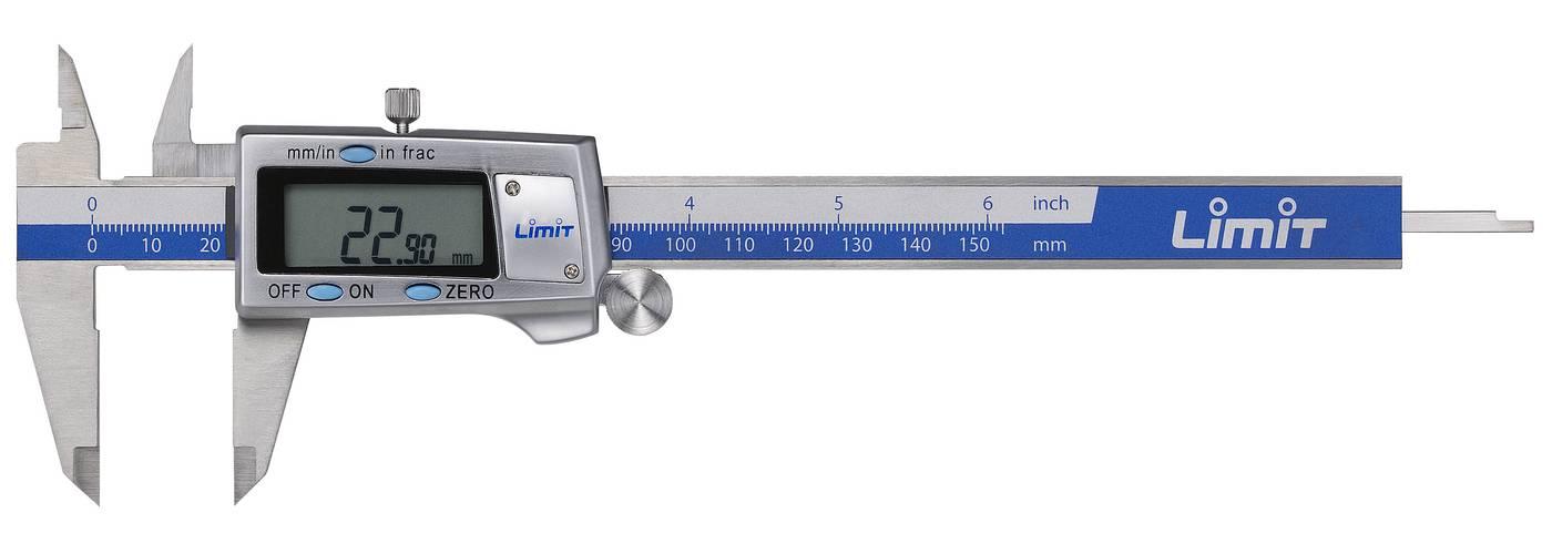 Skaitmeninis slankmatis LIMIT 200 mm