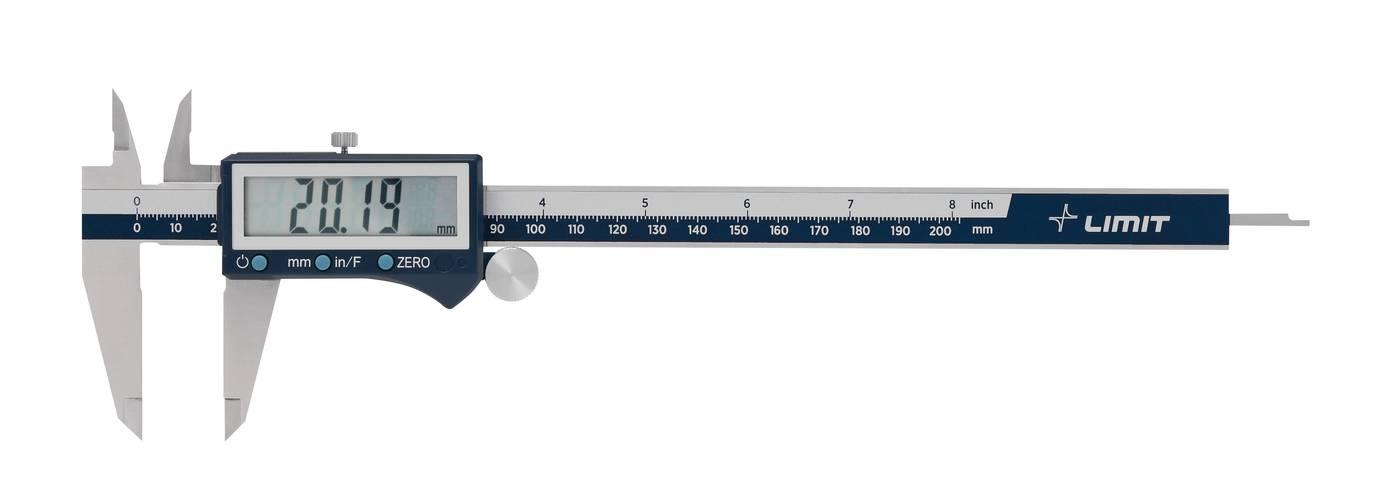 Skaitmeninis slankmatis LIMIT CDN 200 mm